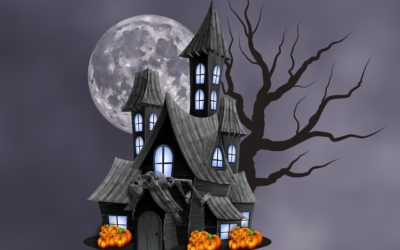 The Haunted House: A Choose-Your-Own-Adventure story by Manvik R.