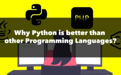 Why Python is better than other languages?