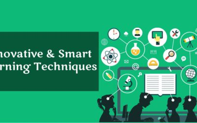 Innovative and Smart learning techniques to develop new ideas