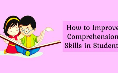 How to improve comprehension skills in students?