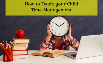 How to teach your child time management?