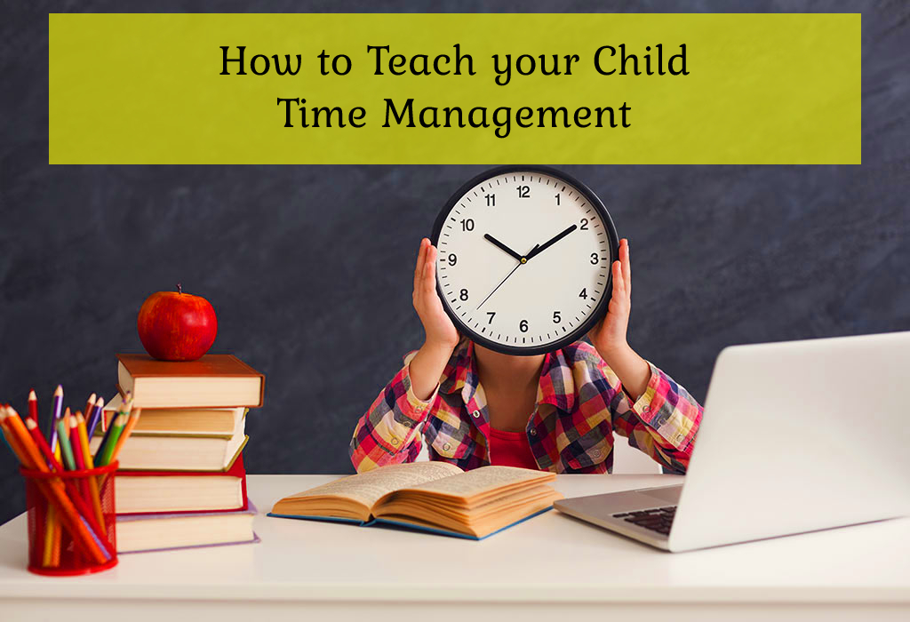 How to teach your child time management