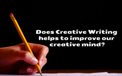 Does creative writing help to improve our creative mind?