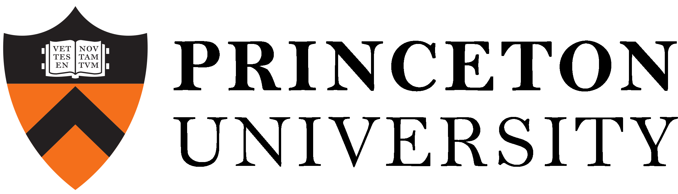 princeton logo color